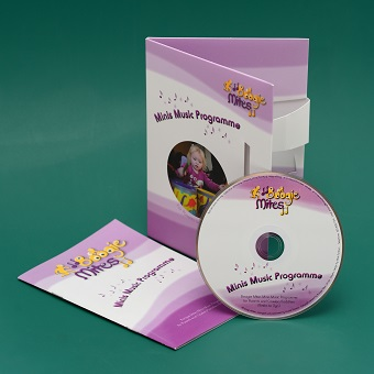 Minis Parent CD Pack
